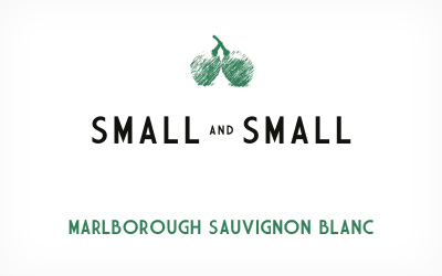 Small and Small Marlborough Sauvignon Blanc 2012